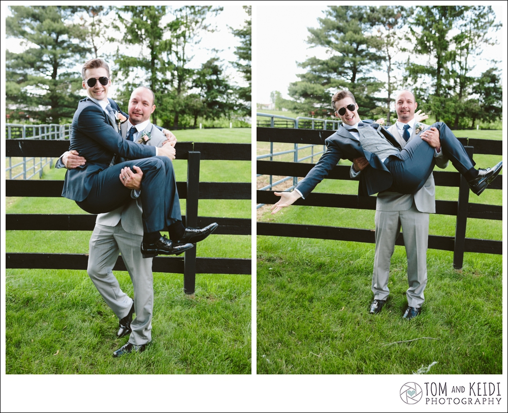 fun groom pictures