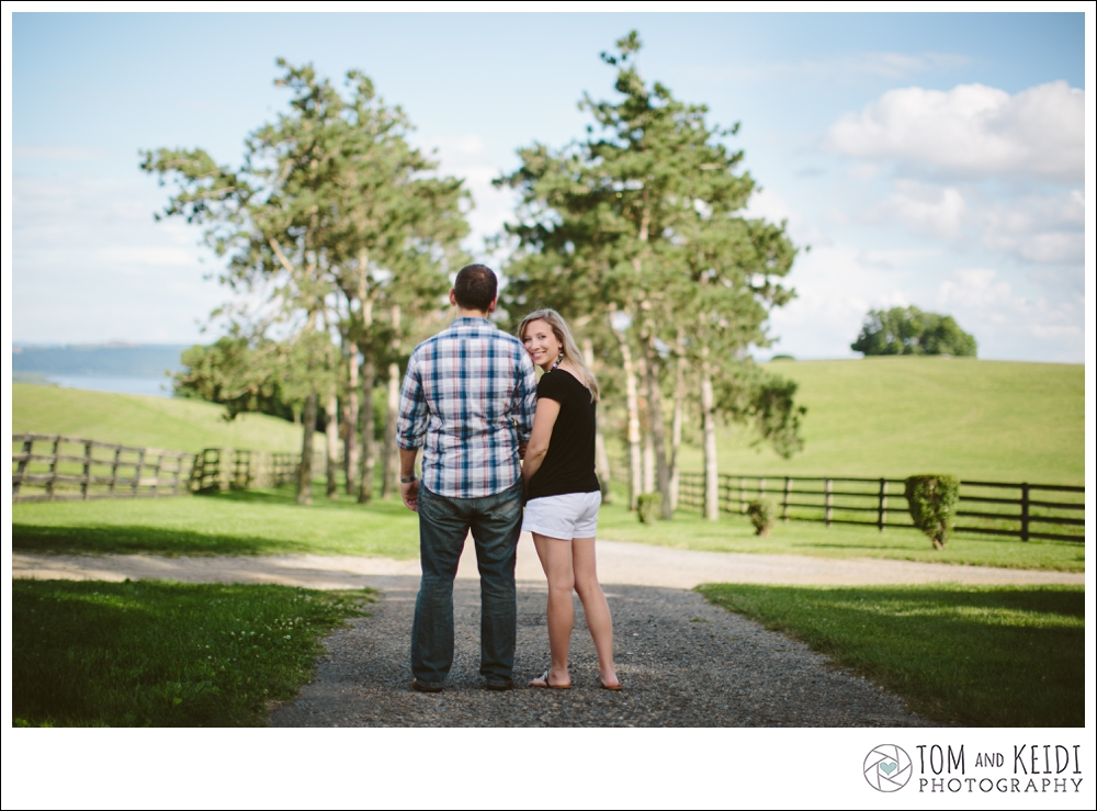 central pa engagement photographer