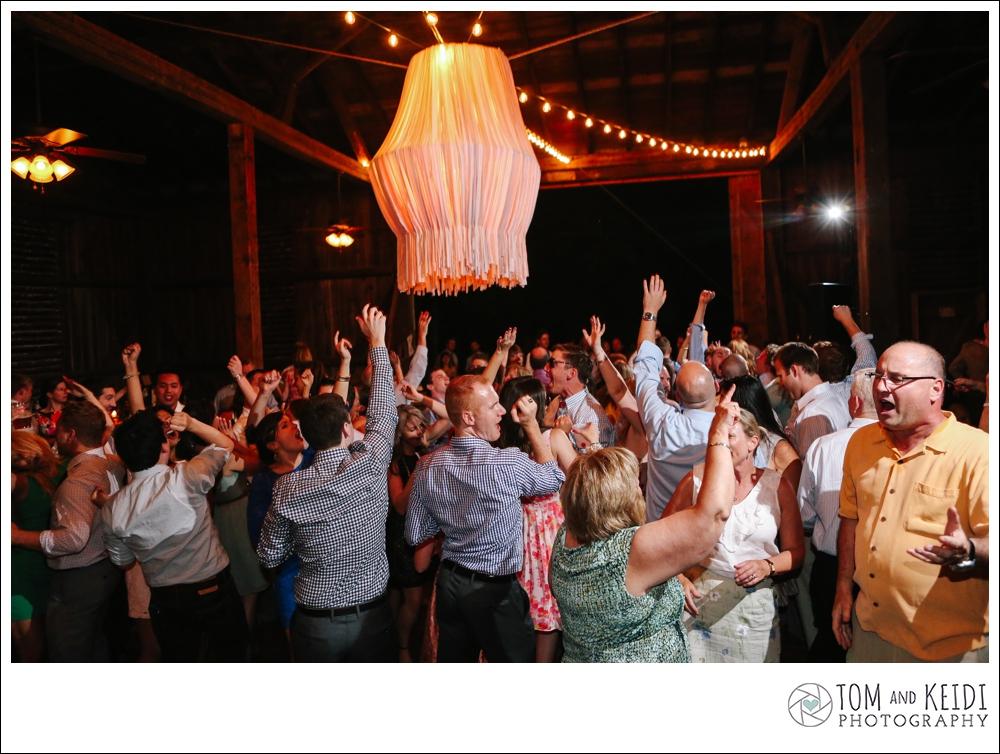 wedding band party photos