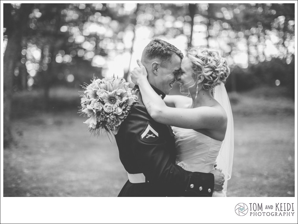 military wedding theme ideas