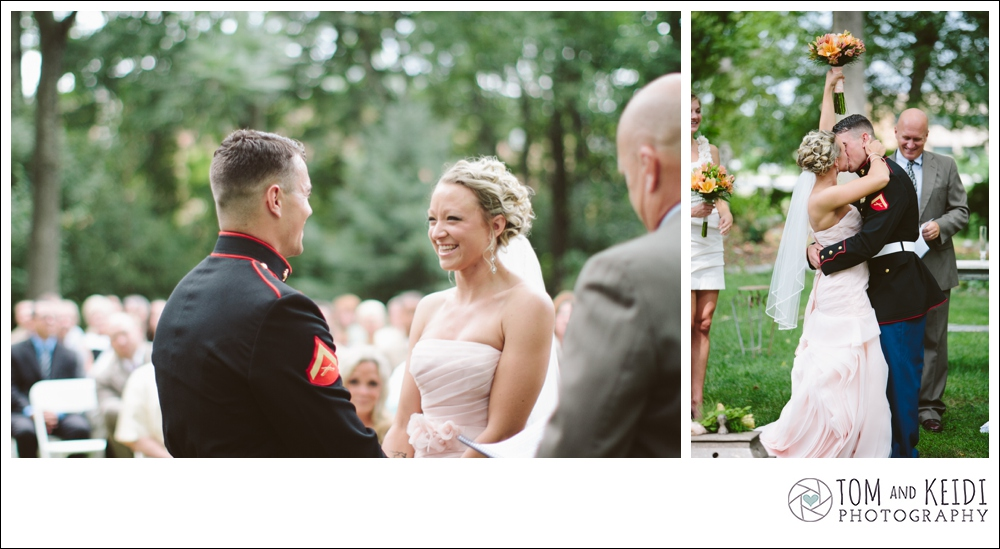 military wedding ceremony ideas