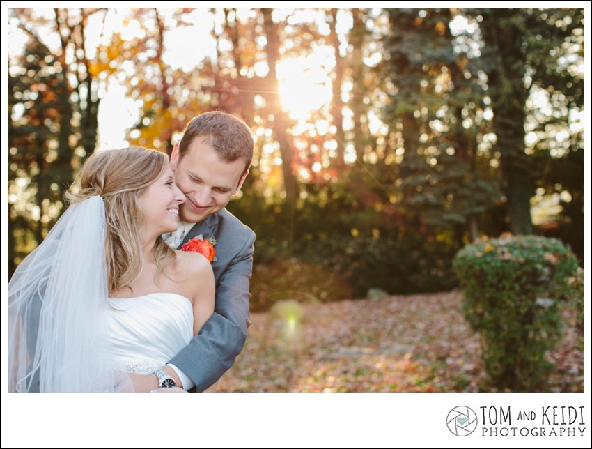 wedding photos fall