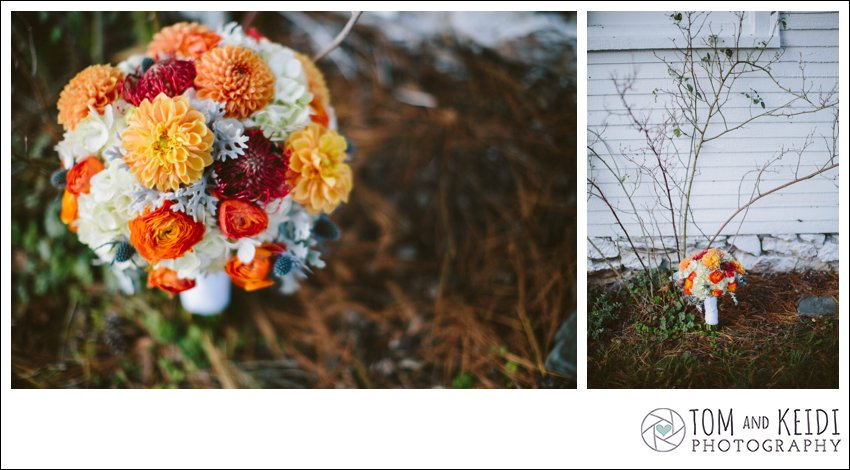 wedding bouquet fall ideas