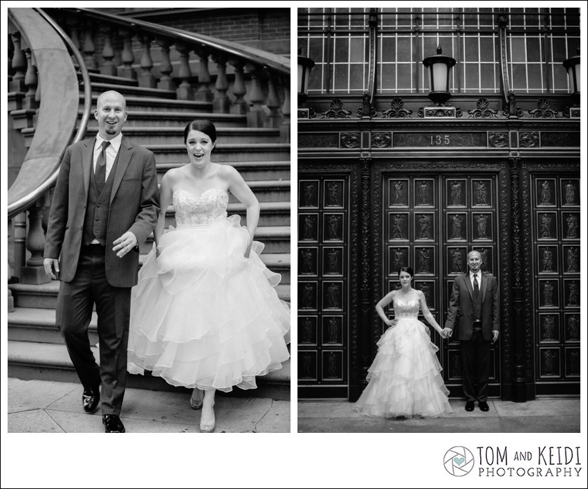 artistic old hollywood wedding photography