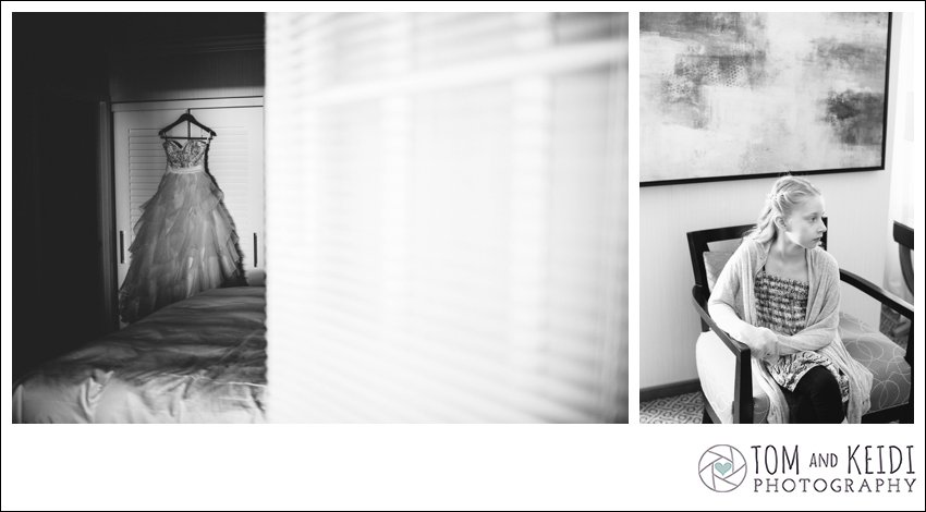 philly wedding dress black and white