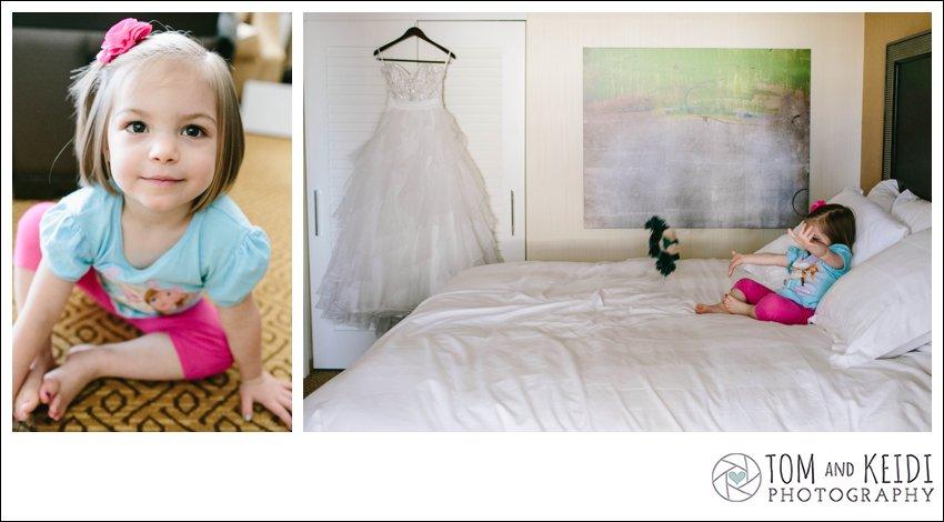 wedding dress ideas flower girl