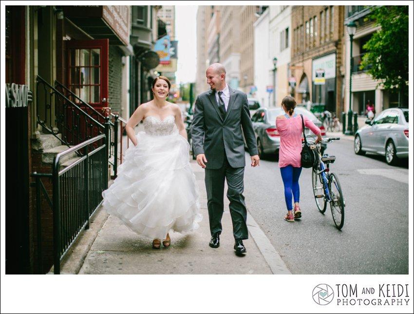 downtown philadelphia wedding photos