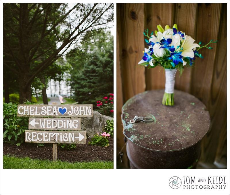 wedding sign farm