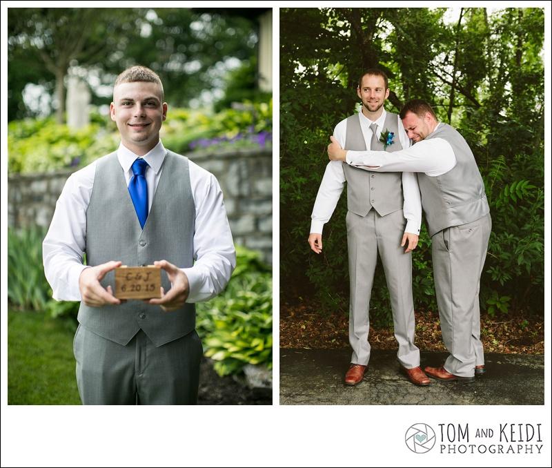fun photo ideas groomsmen