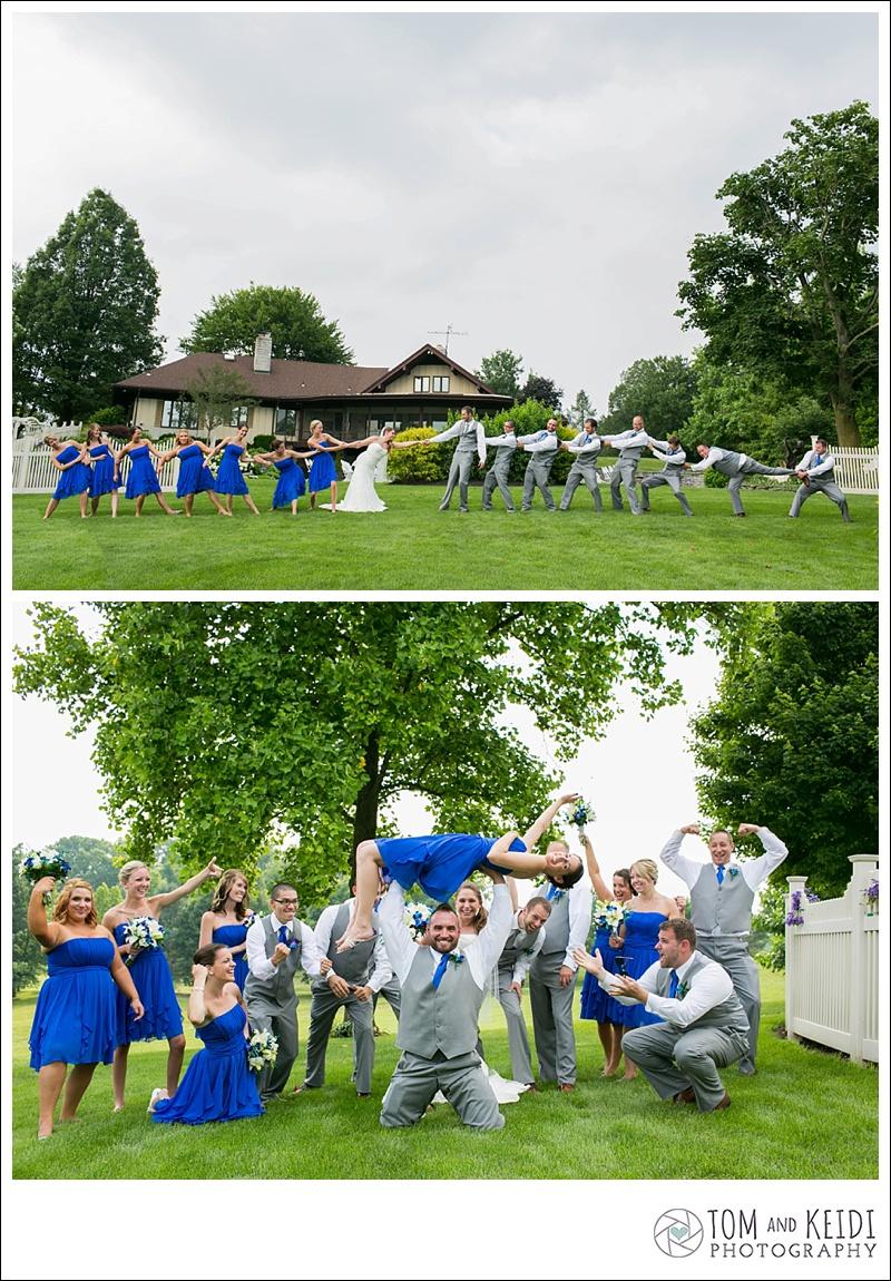 photo pose ideas bridal party fun