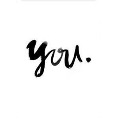 You :)