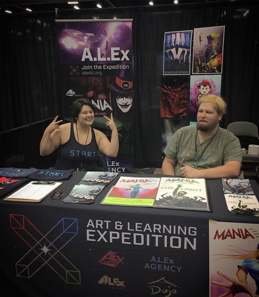 El Paso Comic Con, 2017