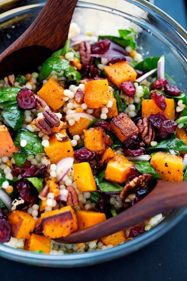 A Hearty Salad -