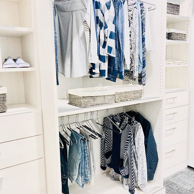 Who needs a closet refresh? I am booking fall organizing and decluttering sessions to help you take charge of your daily routine.  Tag a girl who could use some closet editing!  #theeverygirl  #organization  #morningroutine  #capsulewardrobe  #badassandjoyful