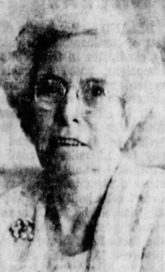 Hettie Arnett McNamara