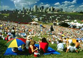 Edmonton folk fest - PERFECT FOR USING AT VENUES SUCH AS THIS!