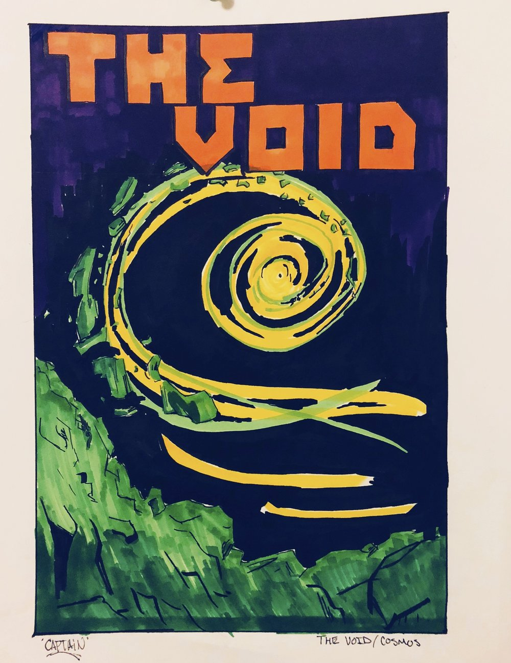 The Void/Cosmos Draft 2