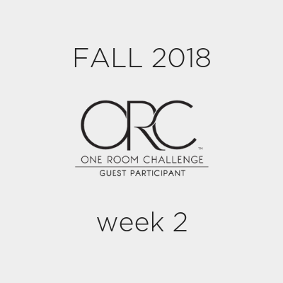 One Room Challenge, @oneroomchallenge, @bhg, @homelovenetwork, #oneroomchallenge, #bhgorc, #designninja