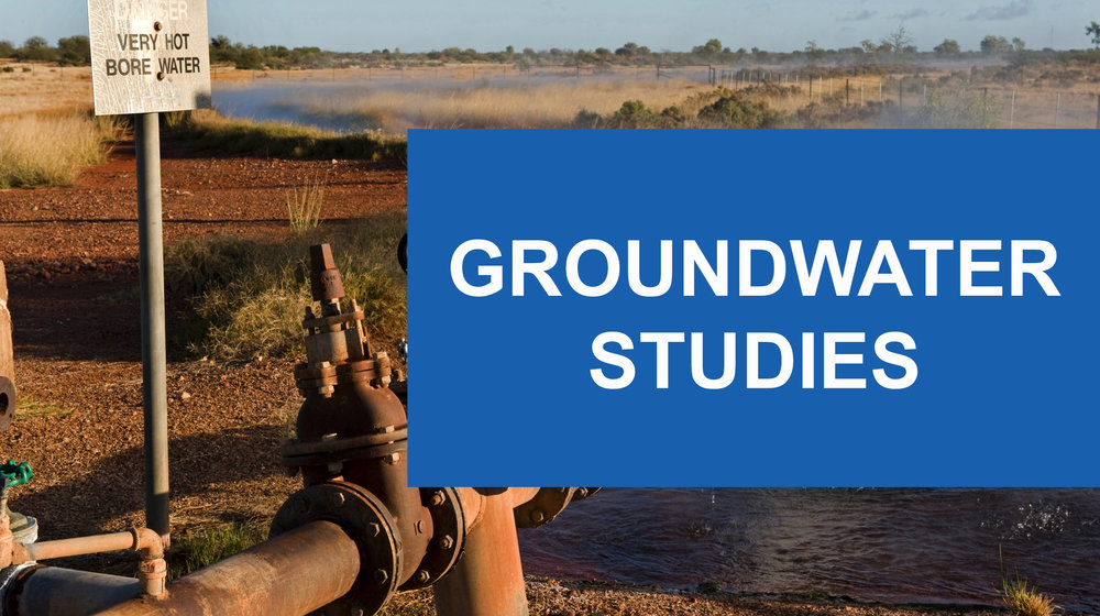 Groundwater Studies