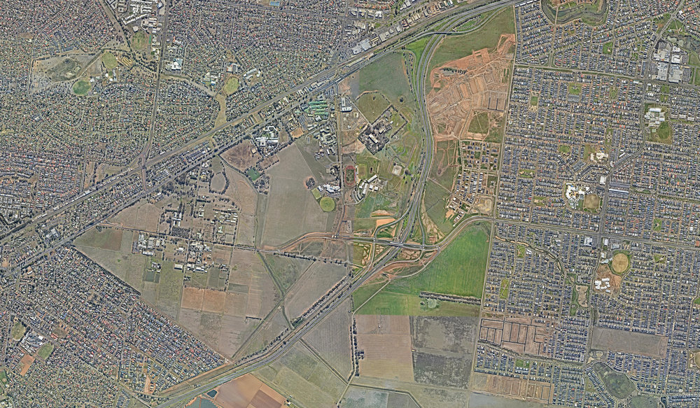 PRECINCT SCALE REDEVELOPMENT - VICTORIA - BlueSphere was engaged to completed a large scale environmental site assessment and remedial options assessment of a former Research Farm (~770 ha) in support of site redevelopment.