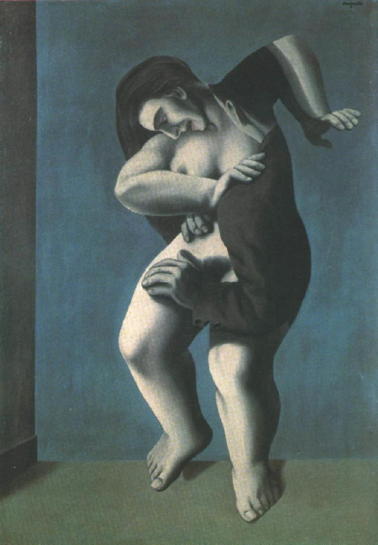 Rene Magritte - The Titanic Days (1930)