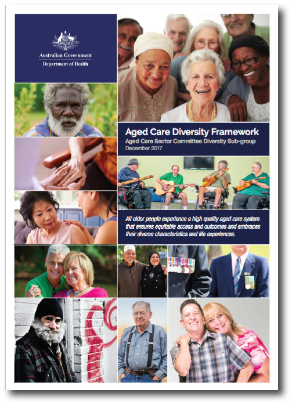National Aged Care Diversity Framework PDF