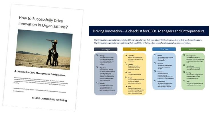 Innovation Checklist