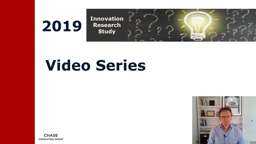 Chase 2019 Innovation Video Series