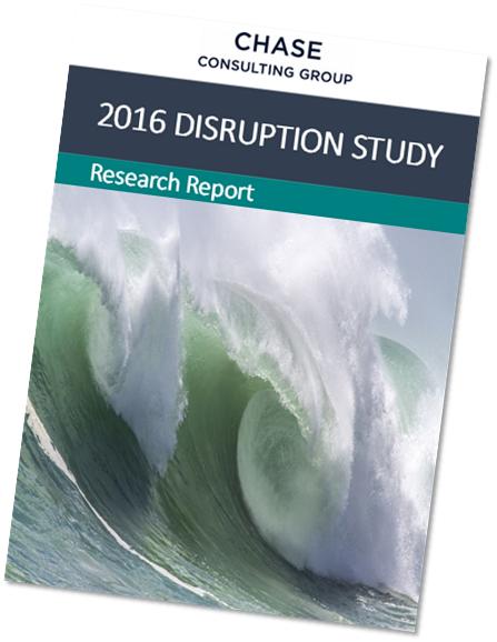 2016 Disruption Report