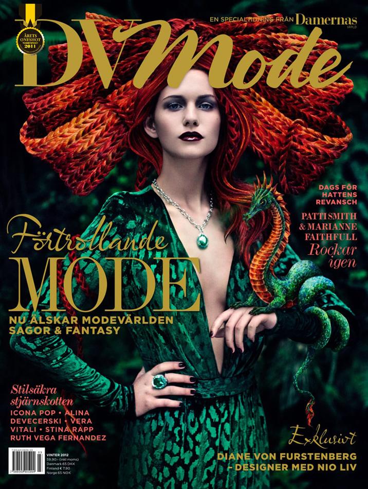 DV Mode Magazine