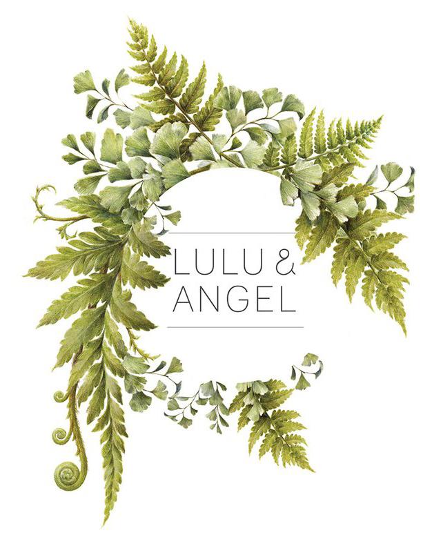 Lulu and Angel