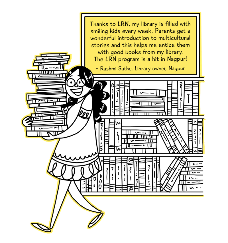 Review - Rashmi Sathe, Librarian