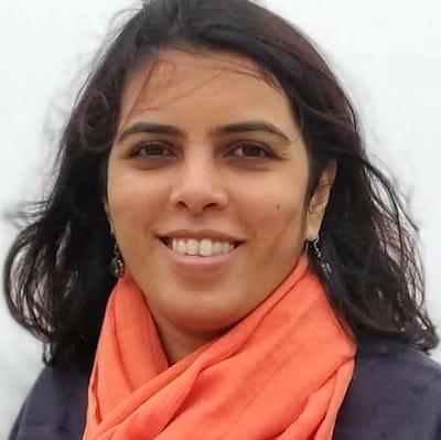 Smita, Malad E, Mumbai