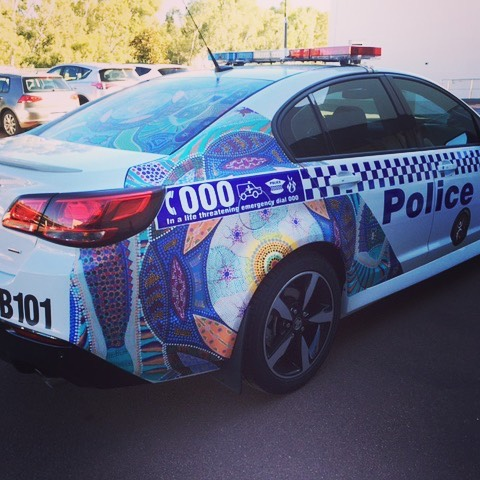 Artwork on Police Car.jpg