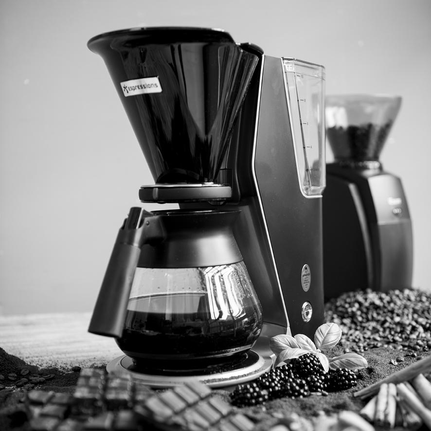 Koffie en thee selectie