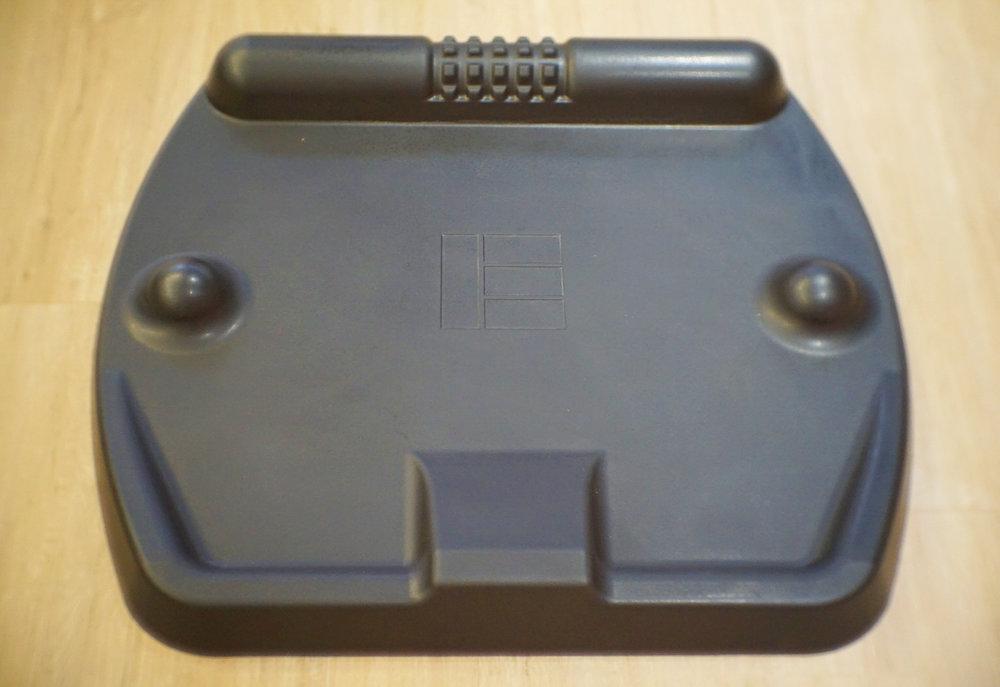 The CubeFit TerraMat anti-fatigue mat for standing desks