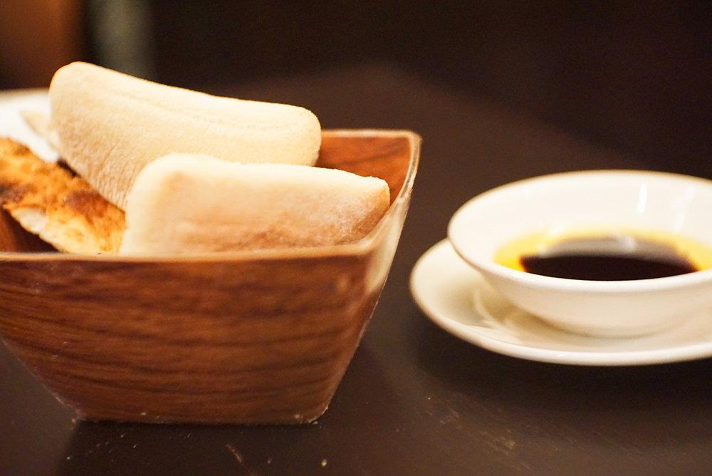 Complimentary bread bowl at La Nonna.jpg