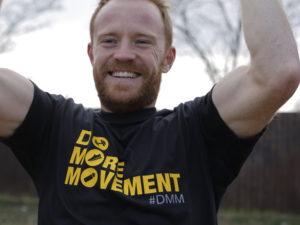 Jeremy Johnston Do More Movement