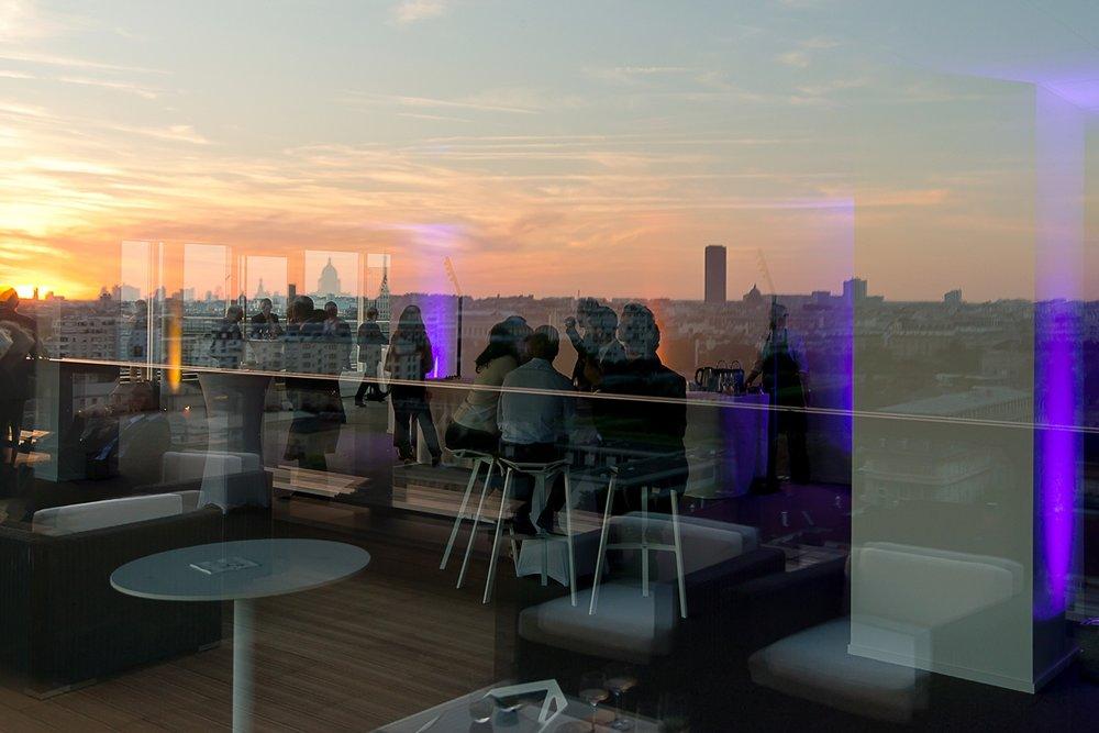 Partagé modulaire virtuel découvrez les bureaux du futur