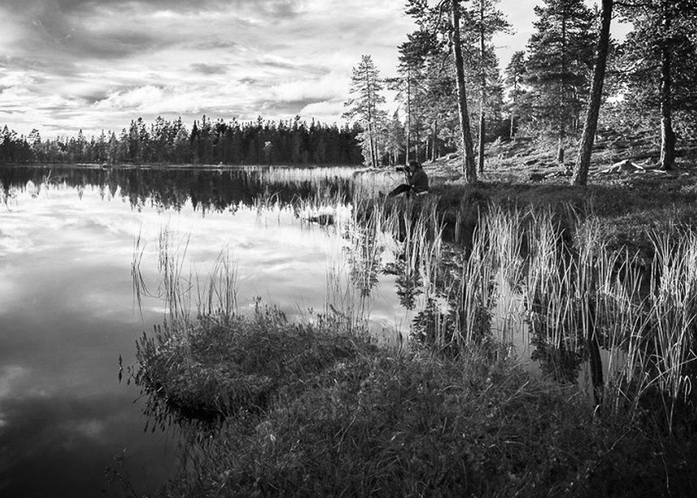 Fotograf Ola Nordamn