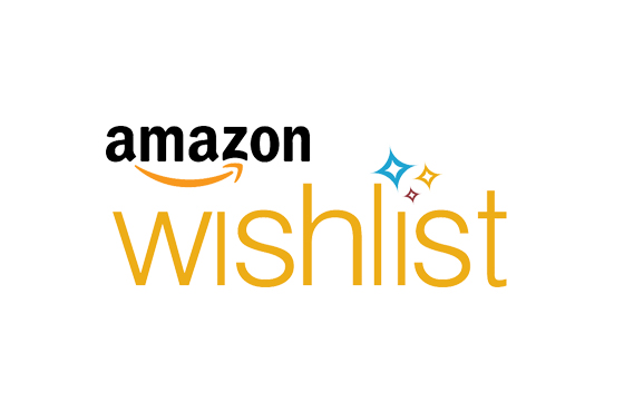 Click to view our Amazon Wishlist