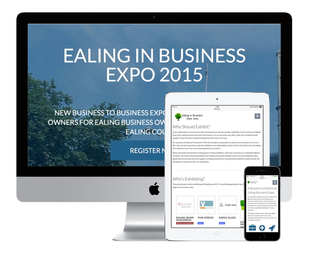Ealing in Business Expo