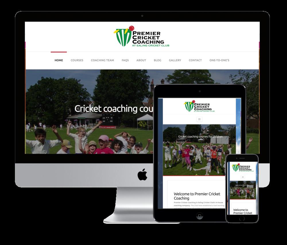 Premier Cricket Coaching