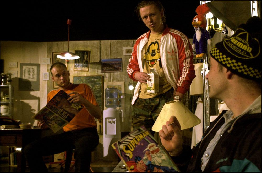 American Buffalo (2002)