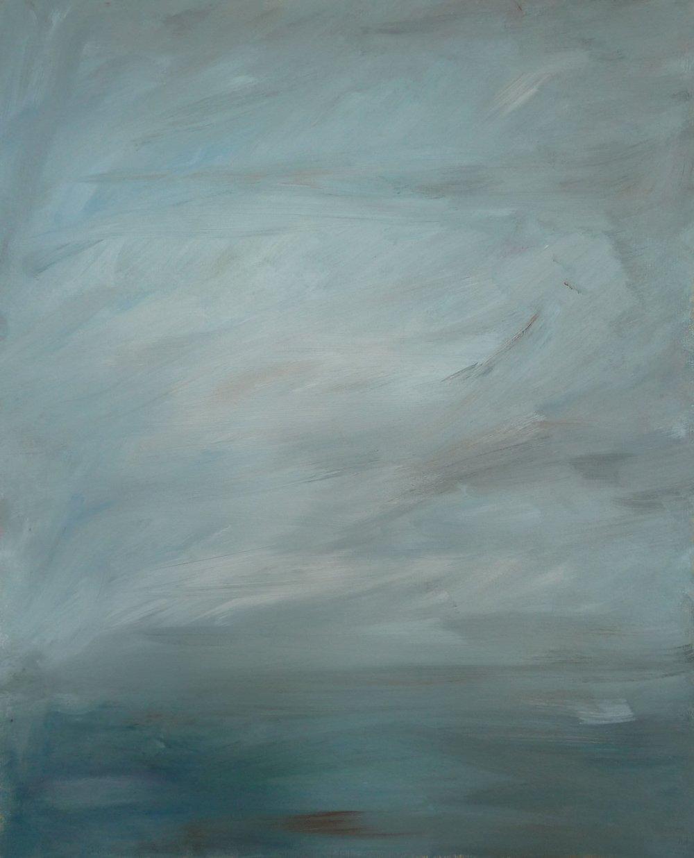 St Ives sky study II