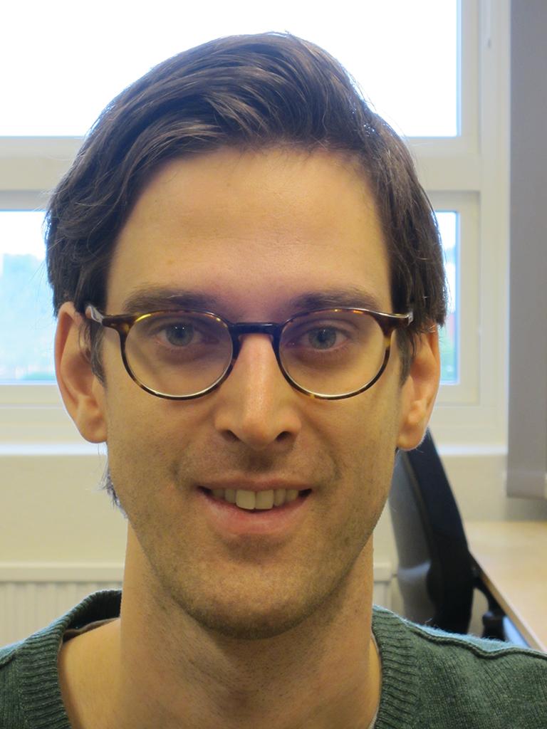 Assoc. Prof. Peter Jönsson, Lund University -