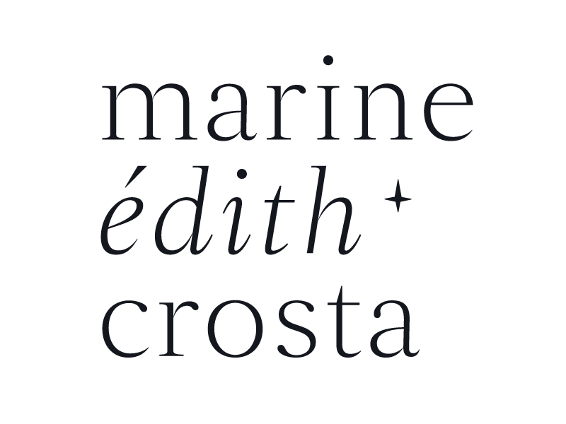 marine edith crosta