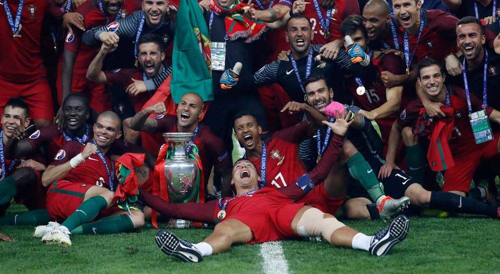 Portugal - 2016 UEFA European Champions