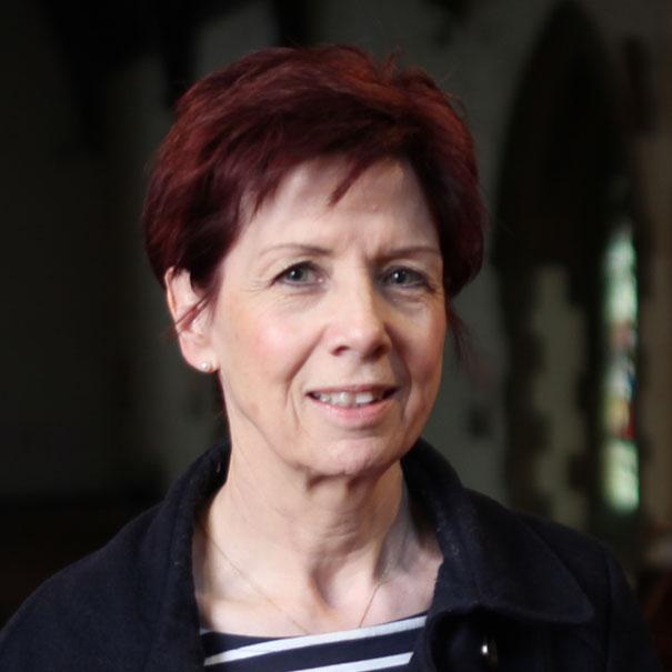 Kath Lawley - Diocese of Llandaff