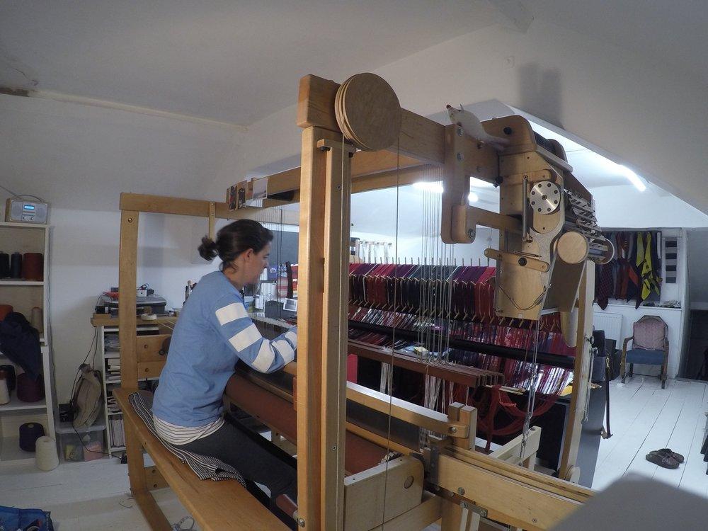 Side view of the loom.jpg